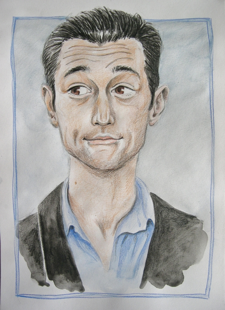 Joseph Gordon-Levitt by Garance55